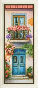 Цветущий балкон 3