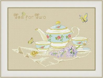 Чай на двоих