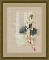 Балерина у окна