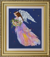 Ангел цветов