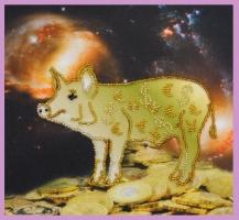 Символ года Свиньи или Кабана