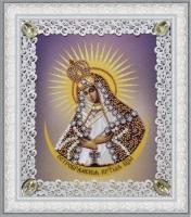 Остробрамская икона Божьей Матери (ажур)