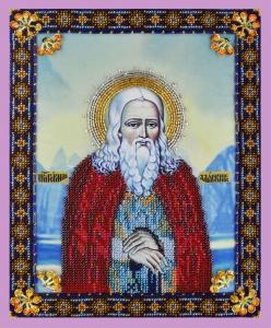 Икона преподобного Германа Аляскинского