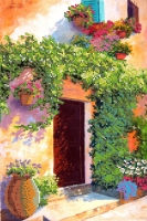 Квітучий дворик 2